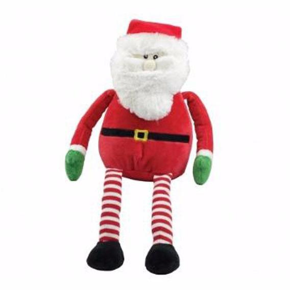 Pelúcia Natal Papai Noel Mundo Plush - Dtc