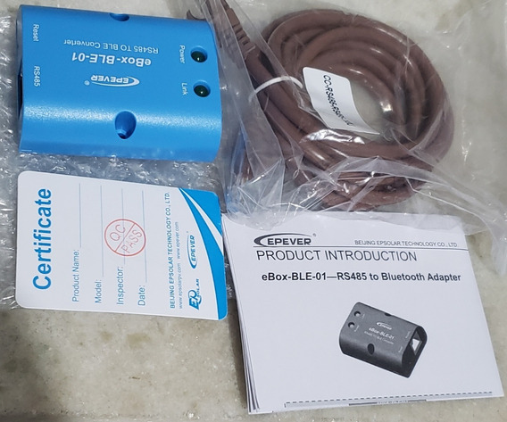 Adaptador Wifi Epever E-box Wi Fi