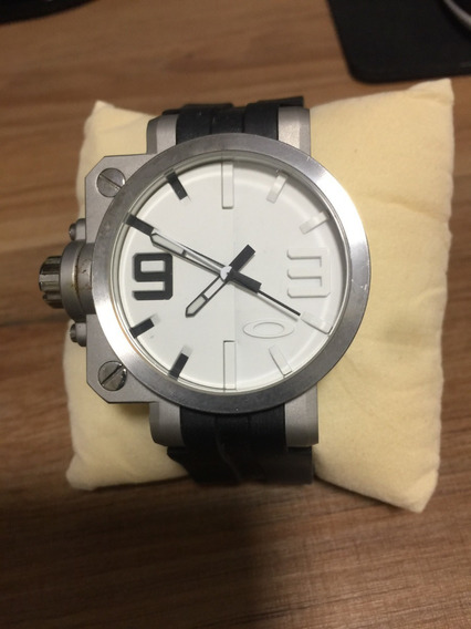 Relógio Oakley Gearbox Usado