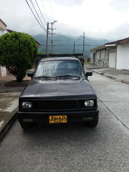 Chevrolet Luv 1600 Doblada Estacas