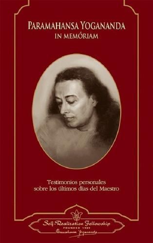 Imagen 1 de 2 de Paramahansa Yoganada In Memoriam