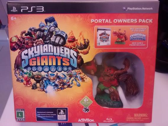 Skylanders Giants Expansão Ps3