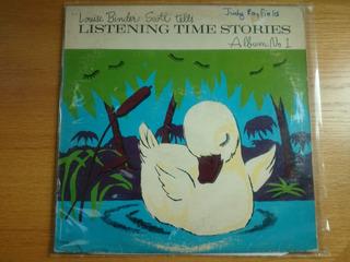 Vinilo Listening Time Stories - Cuentos Para Niños Album 1
