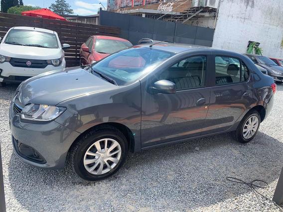 Renault Logan 1.6 Expression 85cv 2019 Nuevo! Permuto/financ