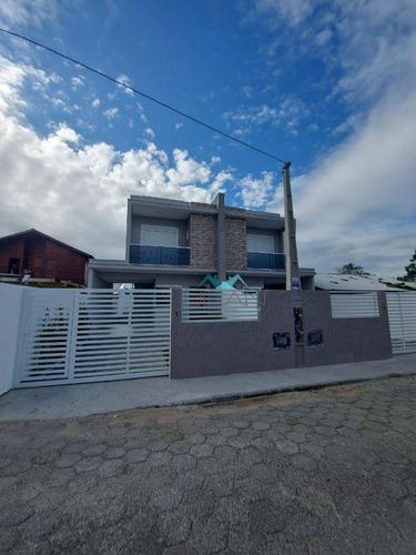 Imagem 1 de 26 de Casa Com 3 Dormitórios À Venda, 112 M² Por R$ 399.000,00 - São João Do Rio Vermelho - Florianópolis/sc - Ca0289