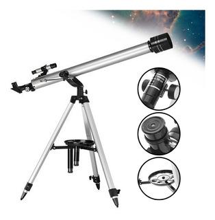 Telescopio Astronomico 700mm F70060 Tripode Astronomía Luna