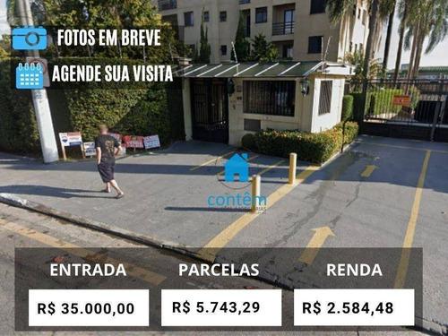 Imagem 1 de 30 de Ap2297 - Apartamento Com 2 Dormitórios À Venda, 61 M² Por R$ 330.000 - Vila Menck - Osasco/sp - Ap2297