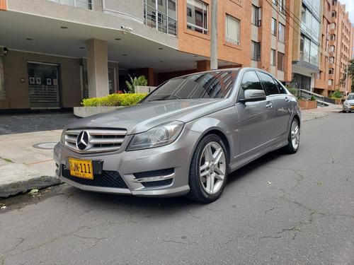 Mercedes-benz Clase C 250 Cgi Amg 204 Hp