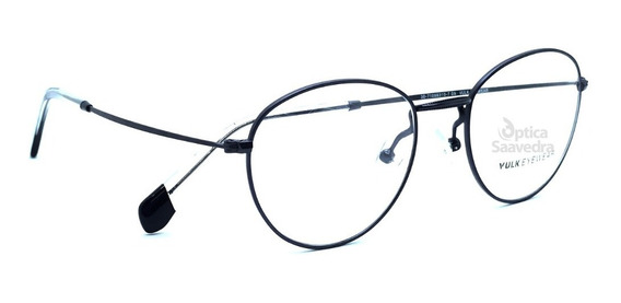 Vulk Press Optic Anteojo Armazón Gafas Round Redondo Optica