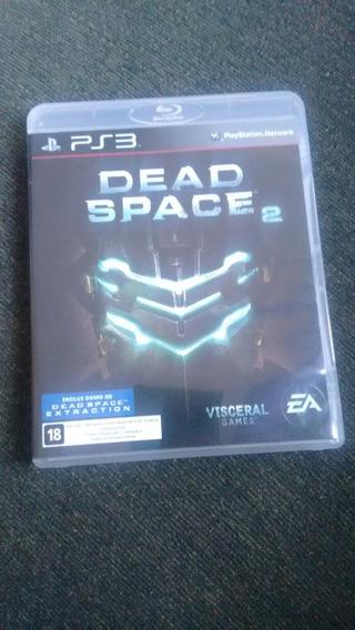 Dead Space 2 Usado Super Conservad Ps3 Mídia Física Original