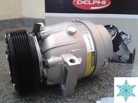 Compressor Renault Master 2.3 / 2.5 Original Delphi Cs20288