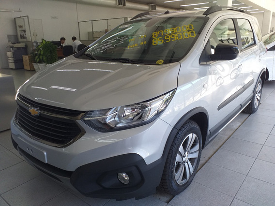 Chevrolet Spin Activ Aut. 0km - 2019