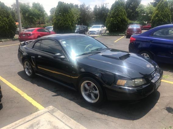 Mustang Gt 2001, Nacional