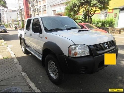 Nissan Frontier 2014 2.5l 131 Hp 4x4