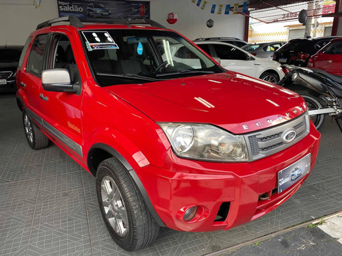Ford Ecosport 2011 1.6 Xlt Freestyle Flex 5p
