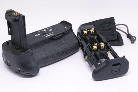 Battery Grip Canon Bg-e11 Para 5d Mark Iii. (original)