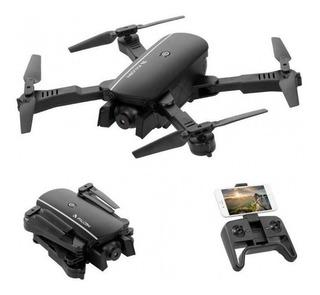 Drone Plegable Falcon 1808 Cámara 1080p Wifi Doble Cámara