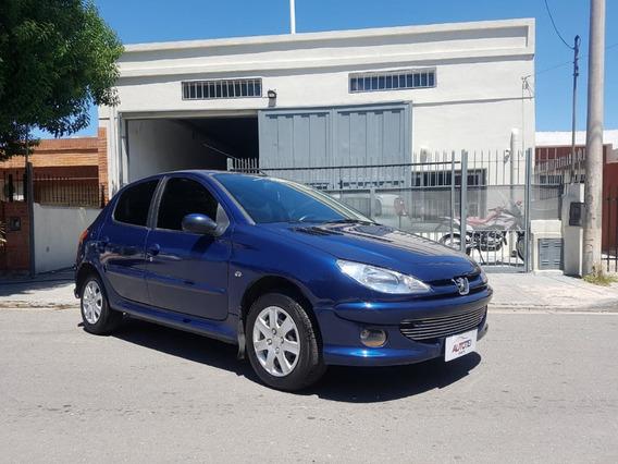 Peugeot 206 1.6 5p Premium 2007 Azul 5 Ptas