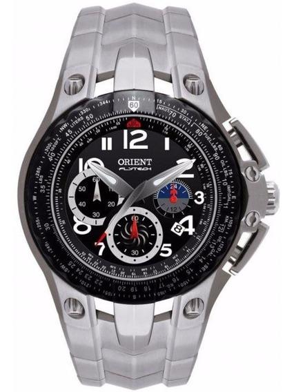 Relógio Orient Masculino Chronograph Mbttc002 - ( Nfe )
