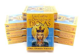 Cartas Del Oraculo De Las Diosas Doreen Virtue Cerradas Full