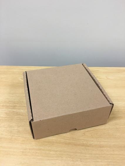 100 Caixas Para Correio Em Papelão 17,5 X 17,5 X 6,5