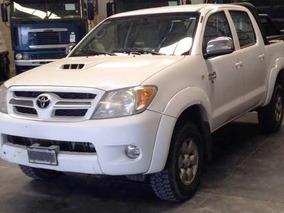 Toyota Hilux 3.0srv 4x4 Apto Credito Uva!