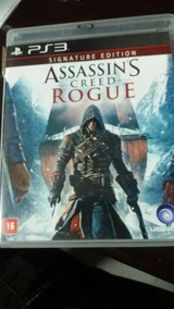 Assassins Creed Rouge Ps3
