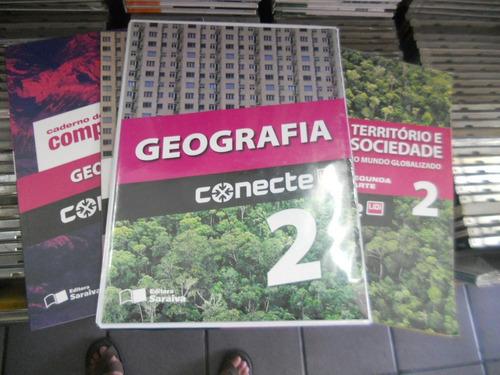 Conecte Lidi Geografia 2 - 2ª Edição