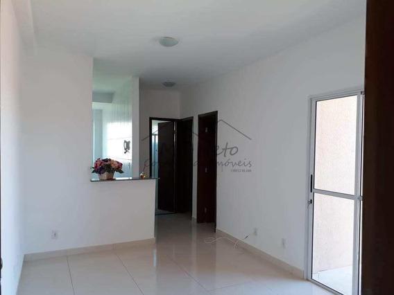 Apartamento Com 2 Dorms, Vila São Guido, Pirassununga - R$ 170 Mil, Cod: 10131604 - A10131604
