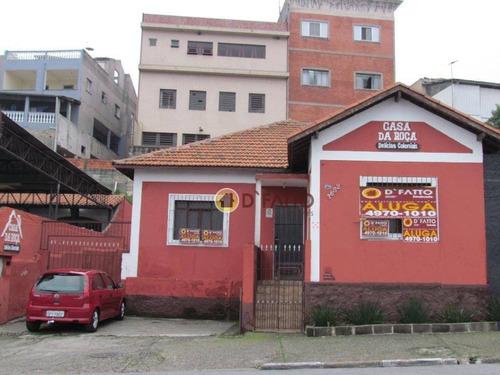 Imagem 1 de 16 de Ponto Para Alugar, 257 M² Por R$ 3.500,00/mês - Ponte Grande - Guarulhos/sp - Pt0006
