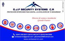 Instalación Camaras Cctv Alarmas Telefonìa Internet Redes