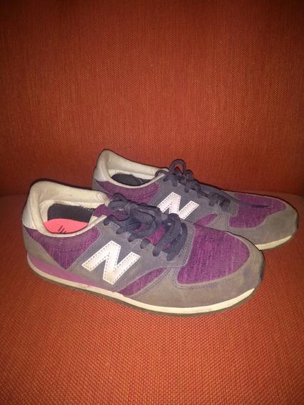 Zapatillas New Balance Originales Poco Uso