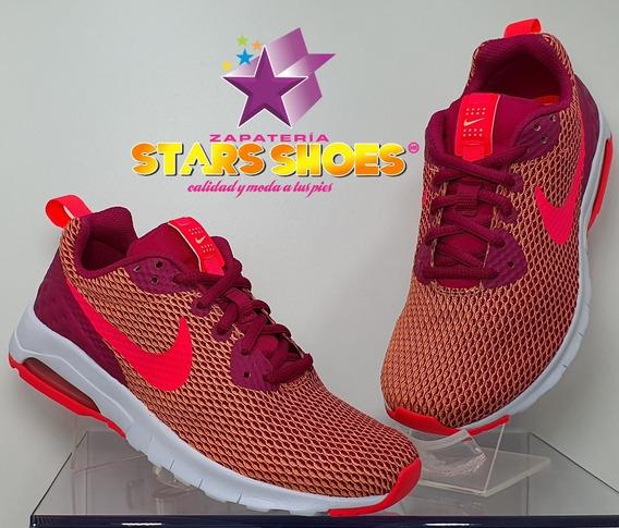 Tenis Nike Air Max Motion Lw Se, 100% Originales, Mujer