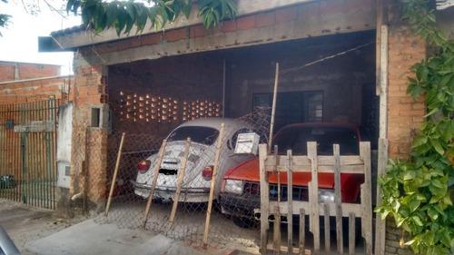 Imagem 1 de 12 de Casas - Venda - Jardim Santa Fé - Cod. Ca0533 - Vca0533
