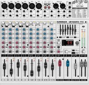 Ub 1222 Fx Pro- Mesa De Som / Mixer Eurorack