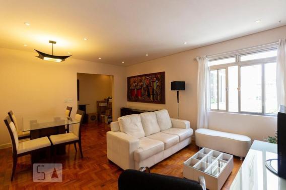 Apartamento No 5º Andar Mobiliado Com 2 Dormitórios E 1 Garagem - Id: 892990438 - 290438