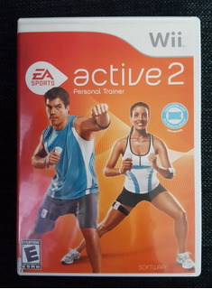 Ea Sports Active 2 Personal Trainer Nintendo Wii