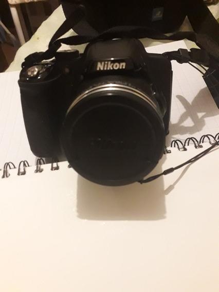 Câmera Nikon Coolpix P520