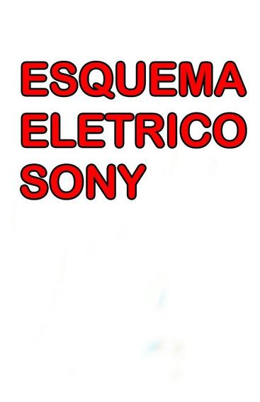 Esquema Eletrico Sony