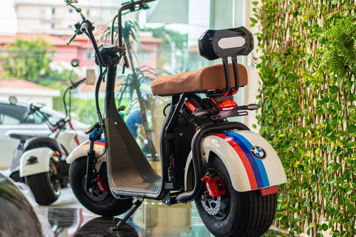 Scooter Elétrica Bmw Gloov P2-r 1500w