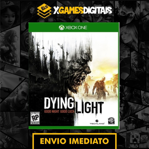 Dying Light Xbox One Midia Digital Online