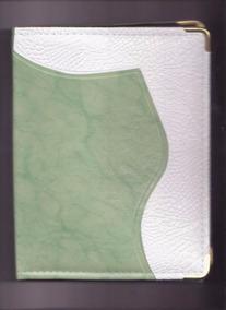 Hinario Bicolor Verde/branco (pasta Para Vocais)