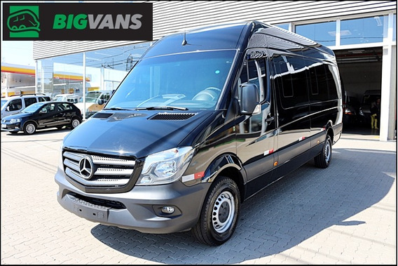 Sprinter 2019 415 0km Bigvan Elite 19l New York City Preta