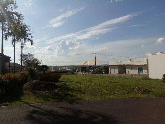 Terreno Residencial À Venda, Condomínio Palmeiras Imperiais, Salto. - Te0387