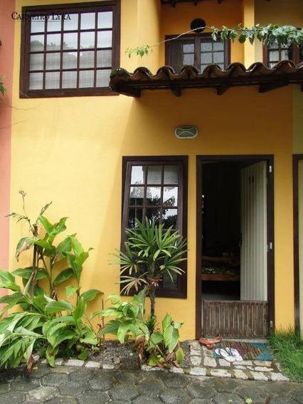 Casa Charmosa Com 1 Dormitório À Venda, 47 M² Por R$ 300.000 - Ca0581