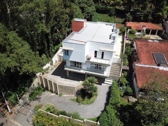 Casa Com 4 Dormitórios À Venda, 651 M² Por R$ 2.800.000 - Granja Viana - Carapicuíba/sp - Ca16518