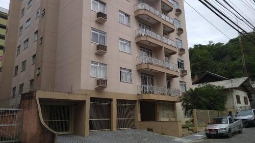 Imagem 1 de 17 de Apartamento Com 3 Dormitórios À Venda, 125 M² Por R$ 300.000,00 - Centro - Blumenau/sc - Ap0754