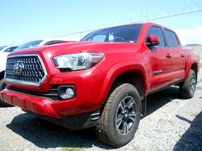 Toyota Tacoma 4.0 Trd Sport V6/ 4x4 At 2018 Rojo