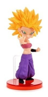 Figura Dragon Ball Super - Caulifla Super Saiyan 2 - Banpres