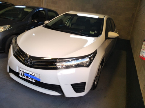 Toyota Corolla Xli M/t (2015)